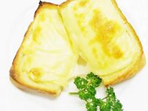 卵チーズトースト